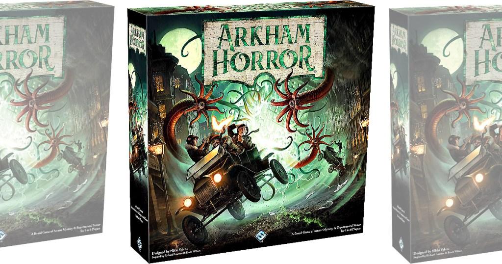 Arkham Horror Third Edition Board Game