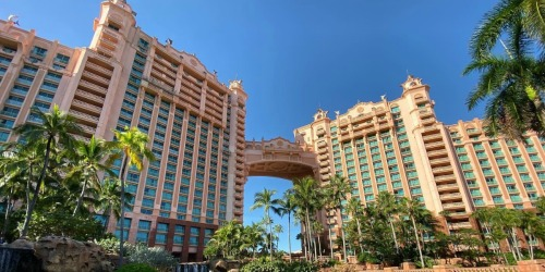 Save Up to $300 Off Your Flight & Stay at Atlantis Bahamas | 11 Swimming Pools, 18 Water Slides, & More!