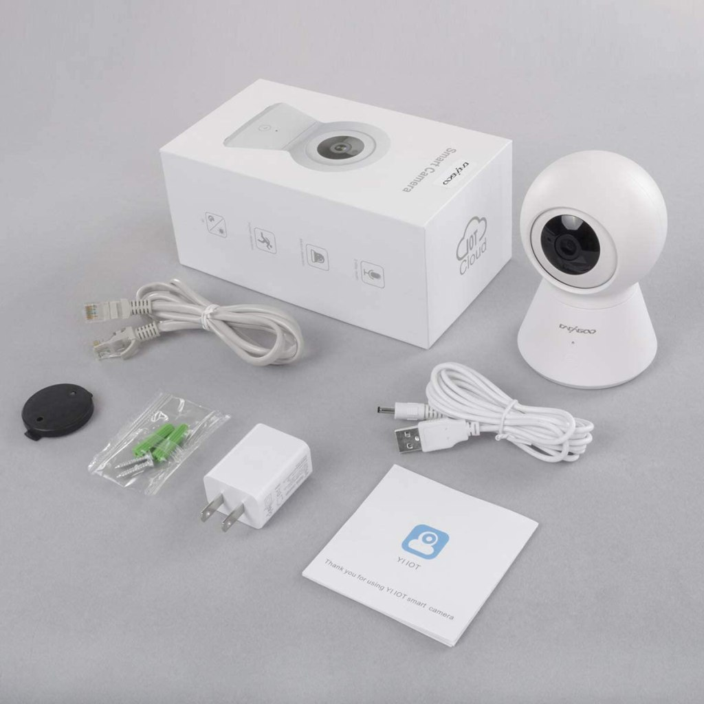 baby monitor and accessories