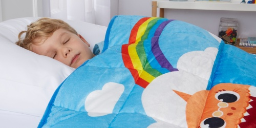 Baby Shark Kids Weighted Blanket Only $19.97 on Walmart.com (Regularly $50)