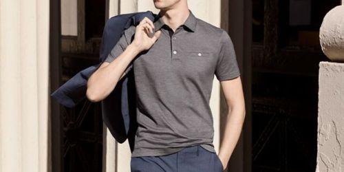 Banana Republic Factory Men's Polo Shirts as Low as $8.92 (Regularly $35)