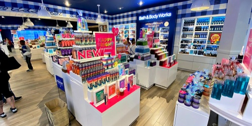 2 FREE Bath & Body Works Gifts ($30 Value) + Free Shipping Offer
