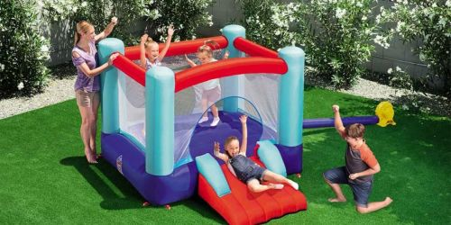 Bestway Spring N' Slide Bounce House Just $129.99 Shipped on Walmart.com (Regularly $232)