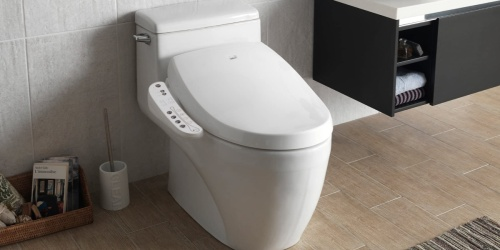 BioBidet Serenity Smart Bidet Only $249.99 Shipped on Costco (Regularly $450)