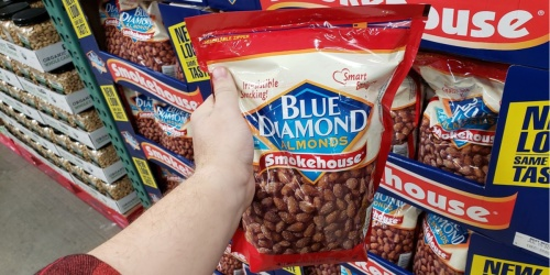 HUGE Blue Diamond Almond Bag Only $7.68 Shipped on Amazon