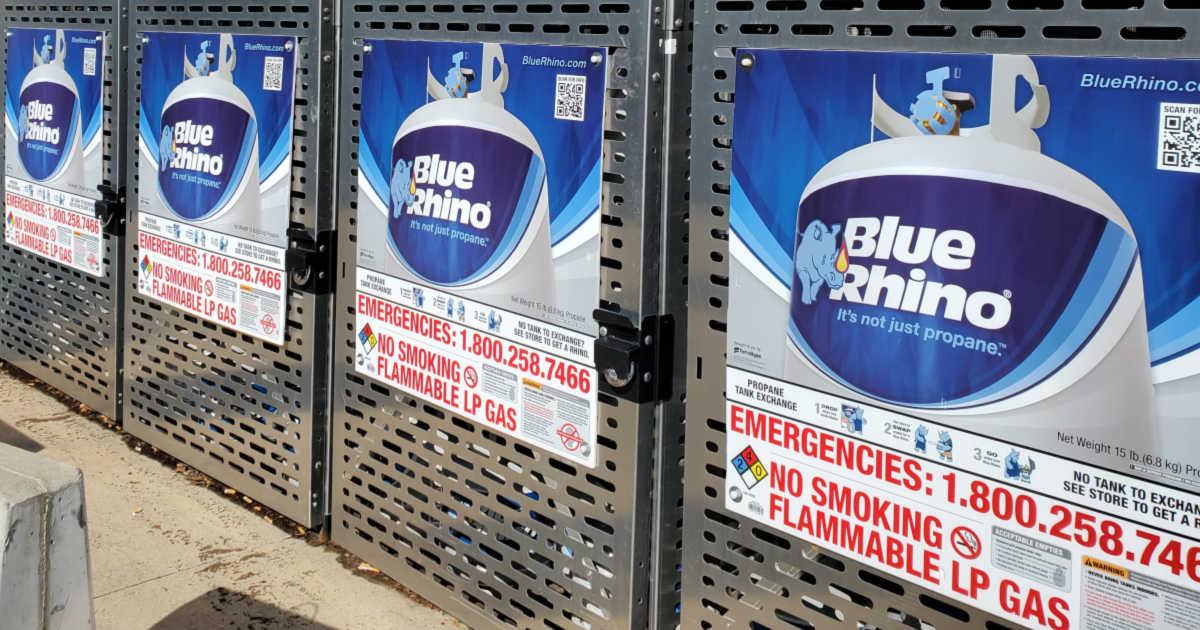 How Do Blue Rhino vs AmeriGas Tank Prices Compare?