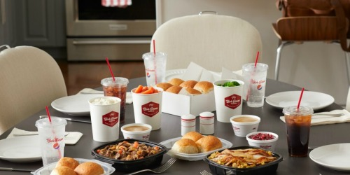 Feed a Family of 4 for Only $16.99 at Bob Evans & Get Free Delivery