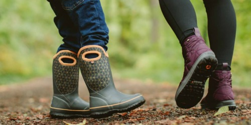 60% Off Bogs Weatherproof Boots on Zulily