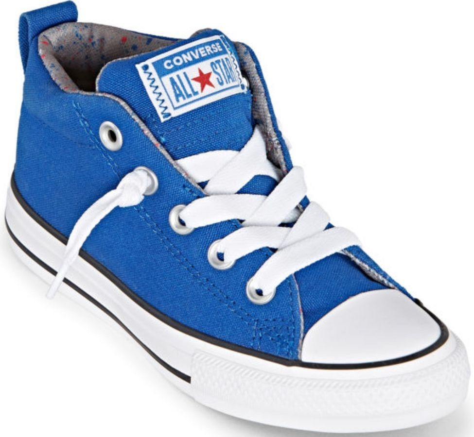 one right foot boys converse low top sneaker