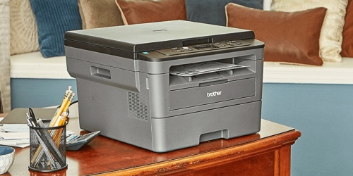Brother Laser Printer Only $64.99 Shipped on Staples.com (Regularly $100)