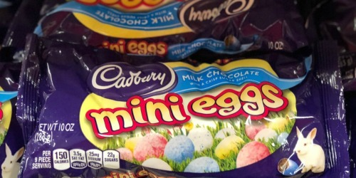 Easter Candy Only $3 on Target.com | Cadbury, M&M's, Reese's Eggs & More