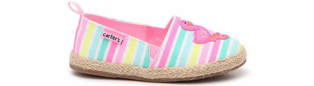 rainbow colored shoe