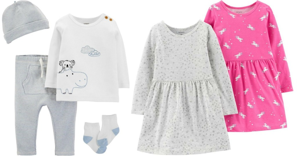 Carter's sets and dresses