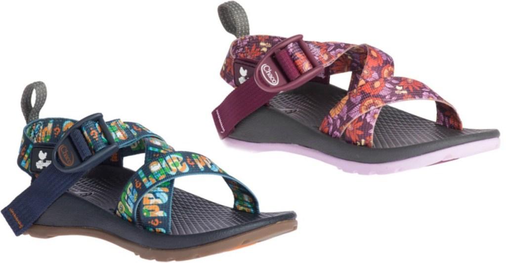 Chaco Big Kid's Sandals