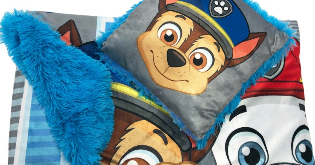 Paw Patrol Character Blankets