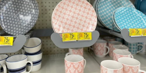 Clearance Dishes as Low as 50¢ at Walmart