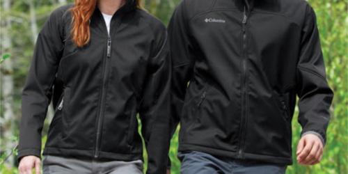 Columbia Men's Softshell Jacket Only $39.99 Shipped (Regularly $125)