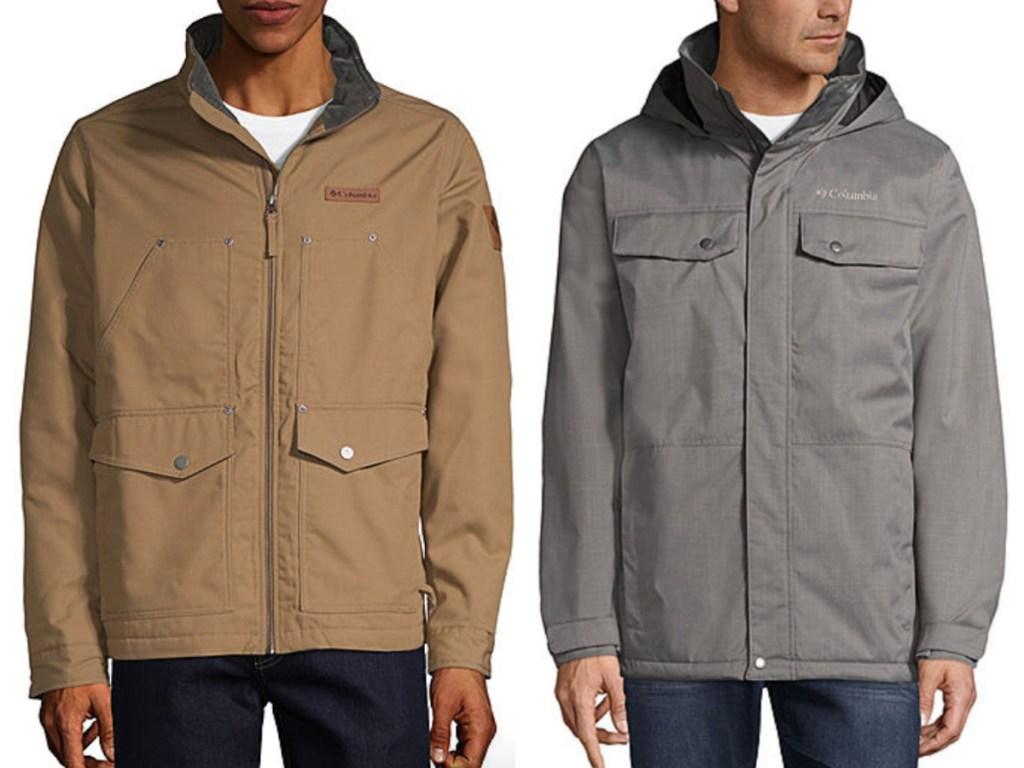 Men's Columbia Jackets