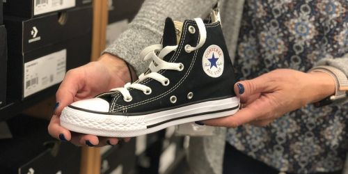 Converse Shoes as Low as $14.98 Shipped (Regularly $35)