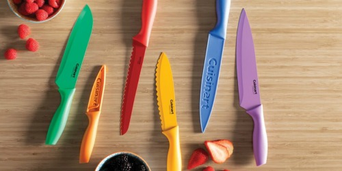 Cuisinart 12-Piece Knife Set Only $12.99 on BestBuy.com (Regularly $50)
