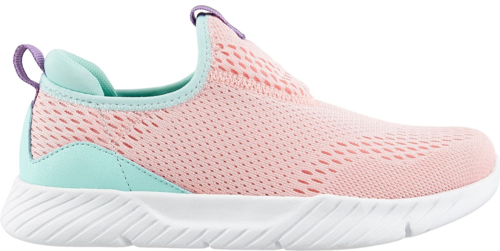 light pink sneaker