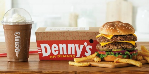 FREE Denny's Delivery Through 2020 | New & Existing Rewards Members