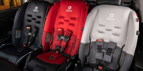 Diono Radian Car Seat Only $169.98 on SamsClub.com (Regularly $200) | These Slim Car Seats Fit 3 Across!