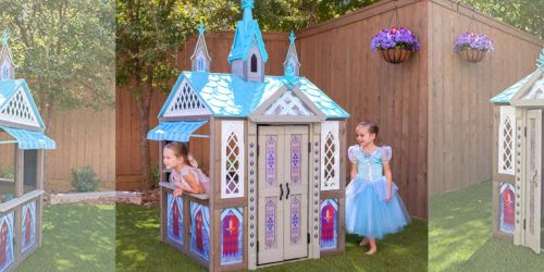 Disney's Frozen 2 Arendelle Playhouse Only $249.99 Shipped on Costco (Regularly $370)