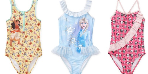 Disney Collection Kids Swimwear as Low as $12 on JCPenney | Frozen, Minnie Mouse & More