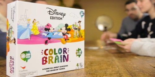 Disney Edition Color Brain Game Only $7.27 on Target.com (Regularly $15)