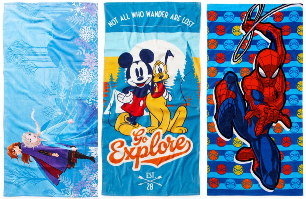 Disney Collection Beach Towels