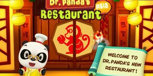 Free Dr. Panda Apps for Kids (Regularly $4 Each)   Educational & Fun
