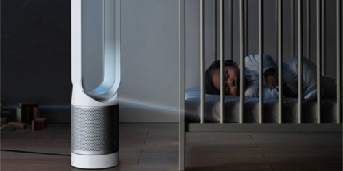 Dyson Refurbished Pure Cool Link Air Purifier Fan Only $189.99 Shipped (Regularly $500)