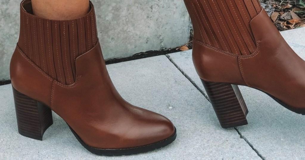 Famous Footwear Aerosoles Booties