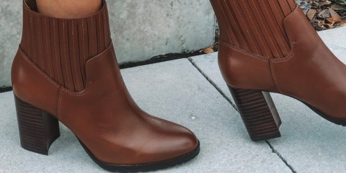 Women's Boots as Low as $22.48 on Famous Footwear + Free Shipping | Aerosoles, Tommy Hilfiger & More