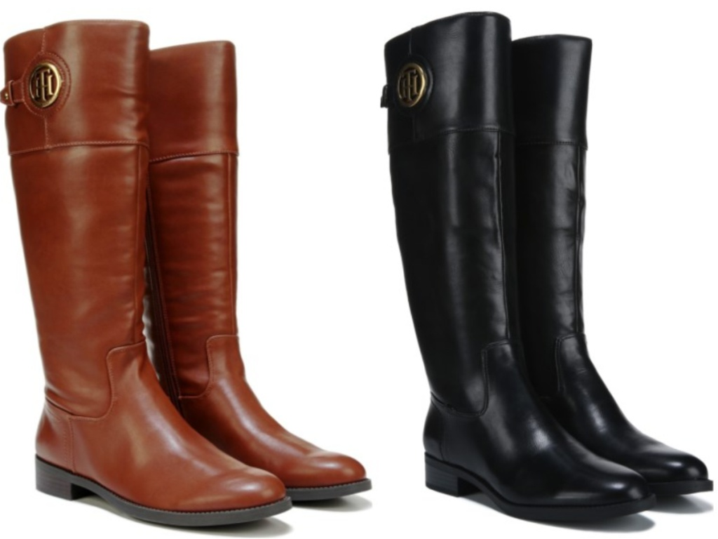 Famous Footwear Tommy Hilfiger Boots