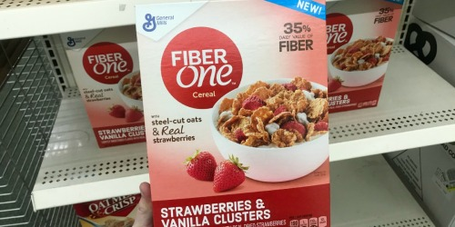 Fiber One Cereal Only $1 at Dollar Tree