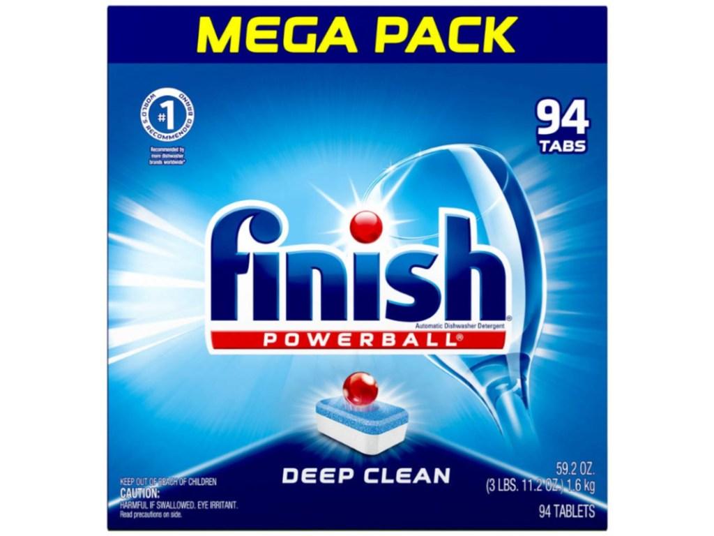 Finish Dishwasher Detergent