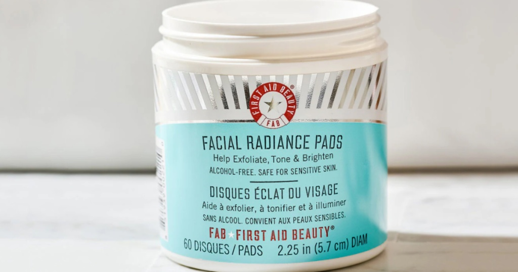 First Aid Beauty Products