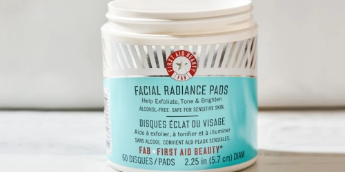 First Aid Beauty Facial Radiance Pads as Low as $8.50 Shipped