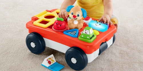 Fisher-Price Pull & Play Learning Wagon Only $23.99 on BestBuy.com (Regularly $40)