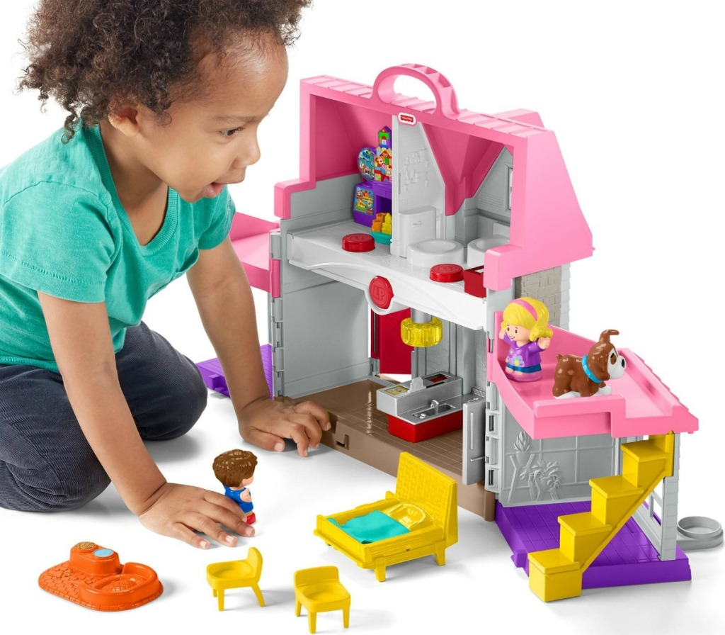 Fisher Price Little Home
