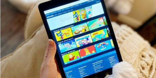 Amazon Offering Free Streaming of Children's Shows for Everyone (No Prime Membership Needed)
