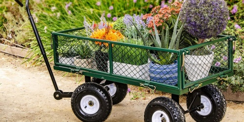 Bond Garden Cart Only $79.99 Shipped (Regularly $150)