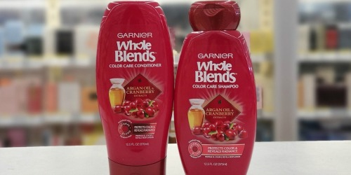 New High Value Garnier Coupons = Shampoo & Conditioner ONLY 50¢ Each at Walgreens
