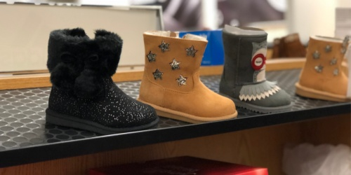 Kids Shoes & Boots as Low as $8 Each on Kohl's.com