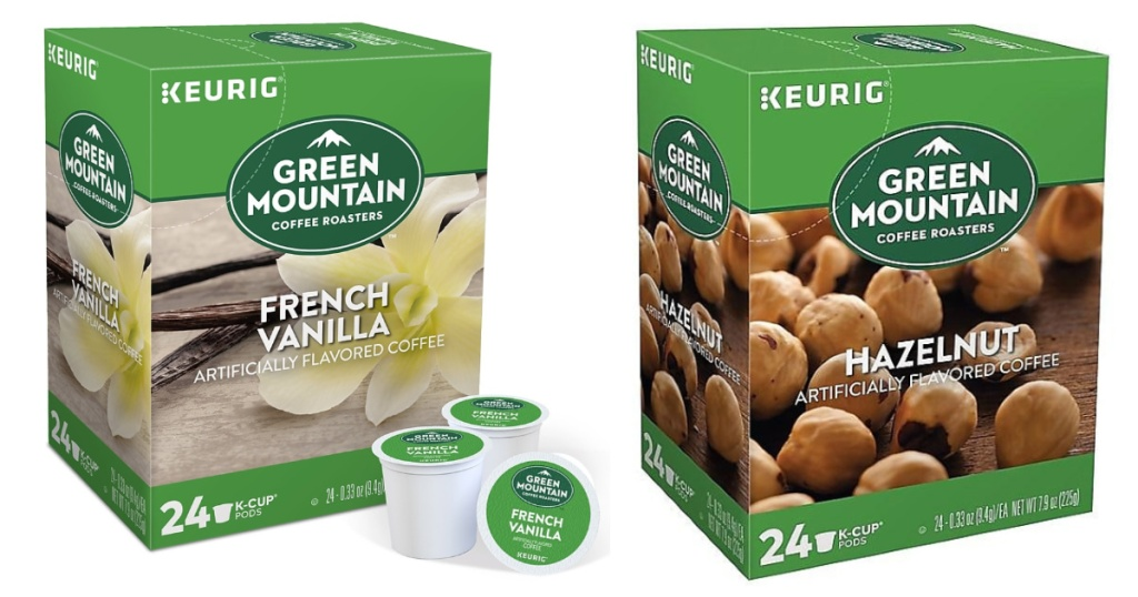 Green Mountain K-Cup Coffee Pods