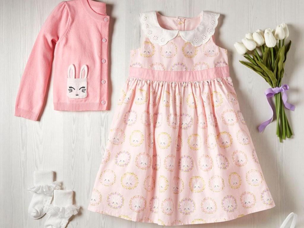 Gymboree spring easter dress