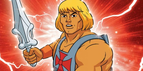 He-Man & The Masters of the Universe Complete DVD Set Only $19.99 on Amazon (Regularly $35)