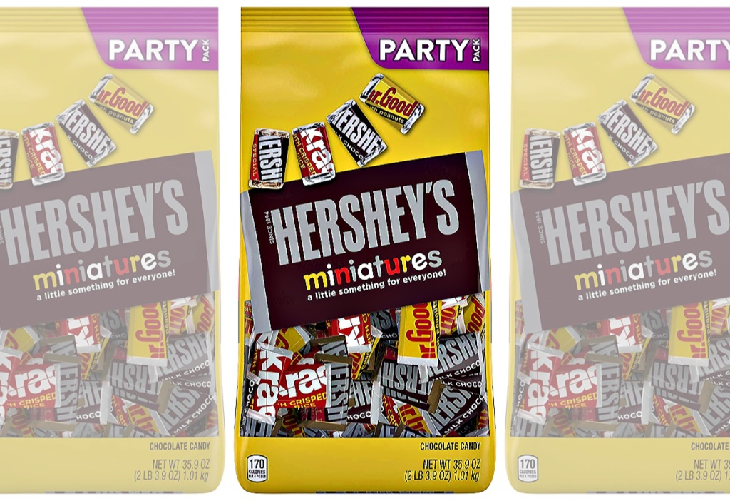 Hershey's Miniatures Party Pack